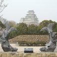 城見台公園より(姫路城十景)
